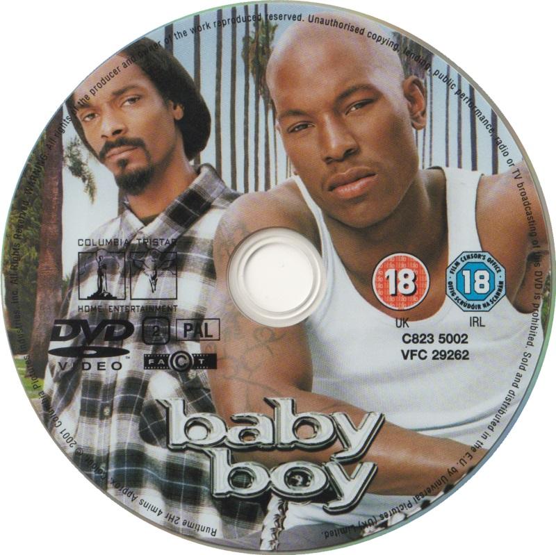 DVD - Baby Boy - Columbia TriStar - UK