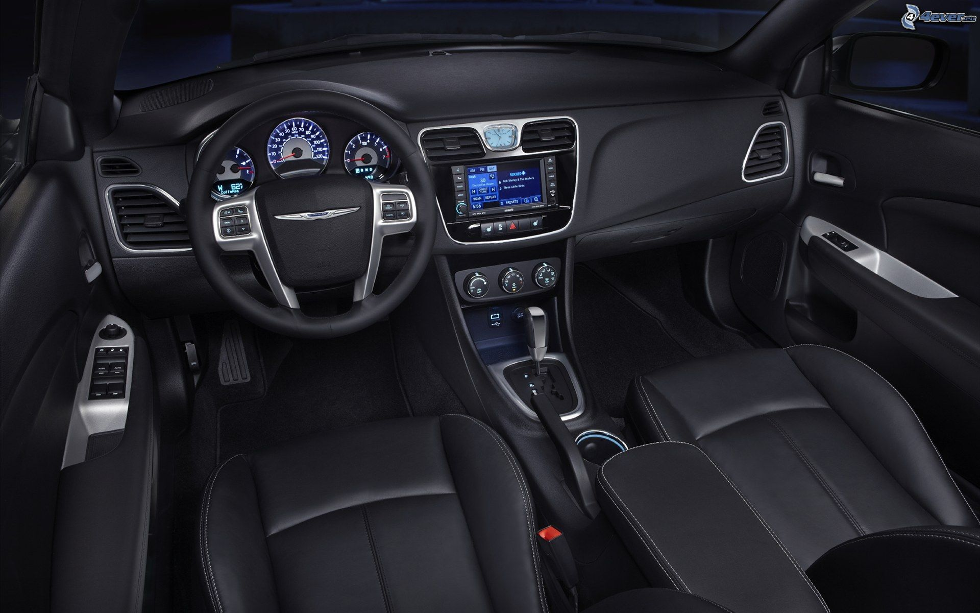 Volant Interieur Chrysler 200