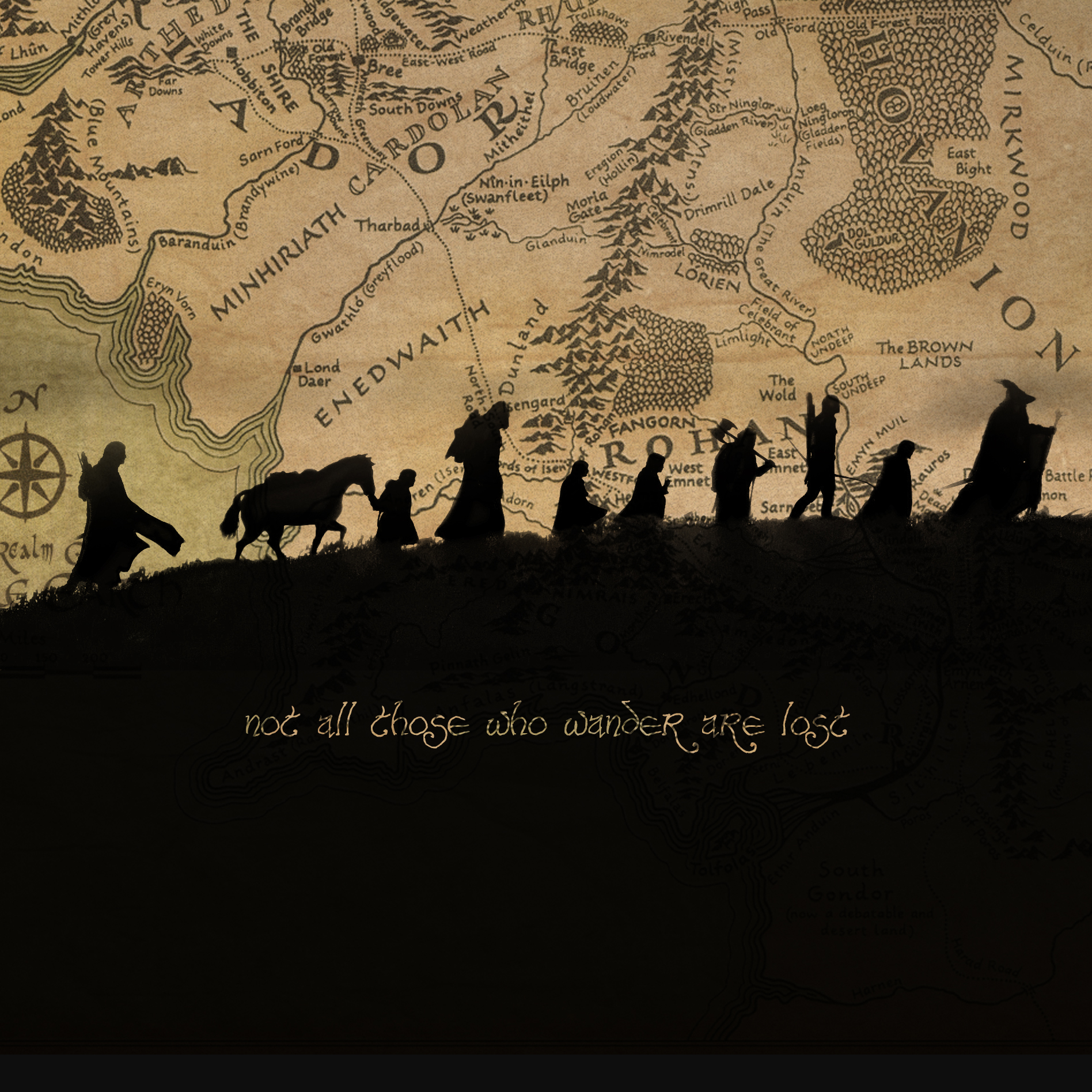 Old Friends Quotes Wallpaper 8tracks Radio Not All Those Who Wander Are Lost 27