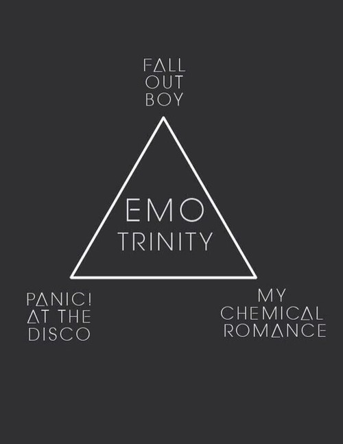 Fall Out Boy Phone Wallpapers 8tracks Radio ☠ Emo Trinity ☠ 9 Songs Free And Music