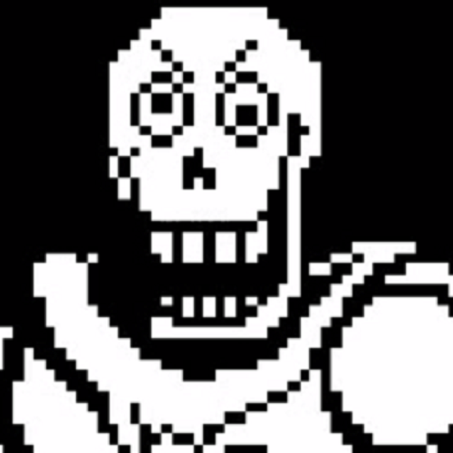 Undertale Angry Papyrus