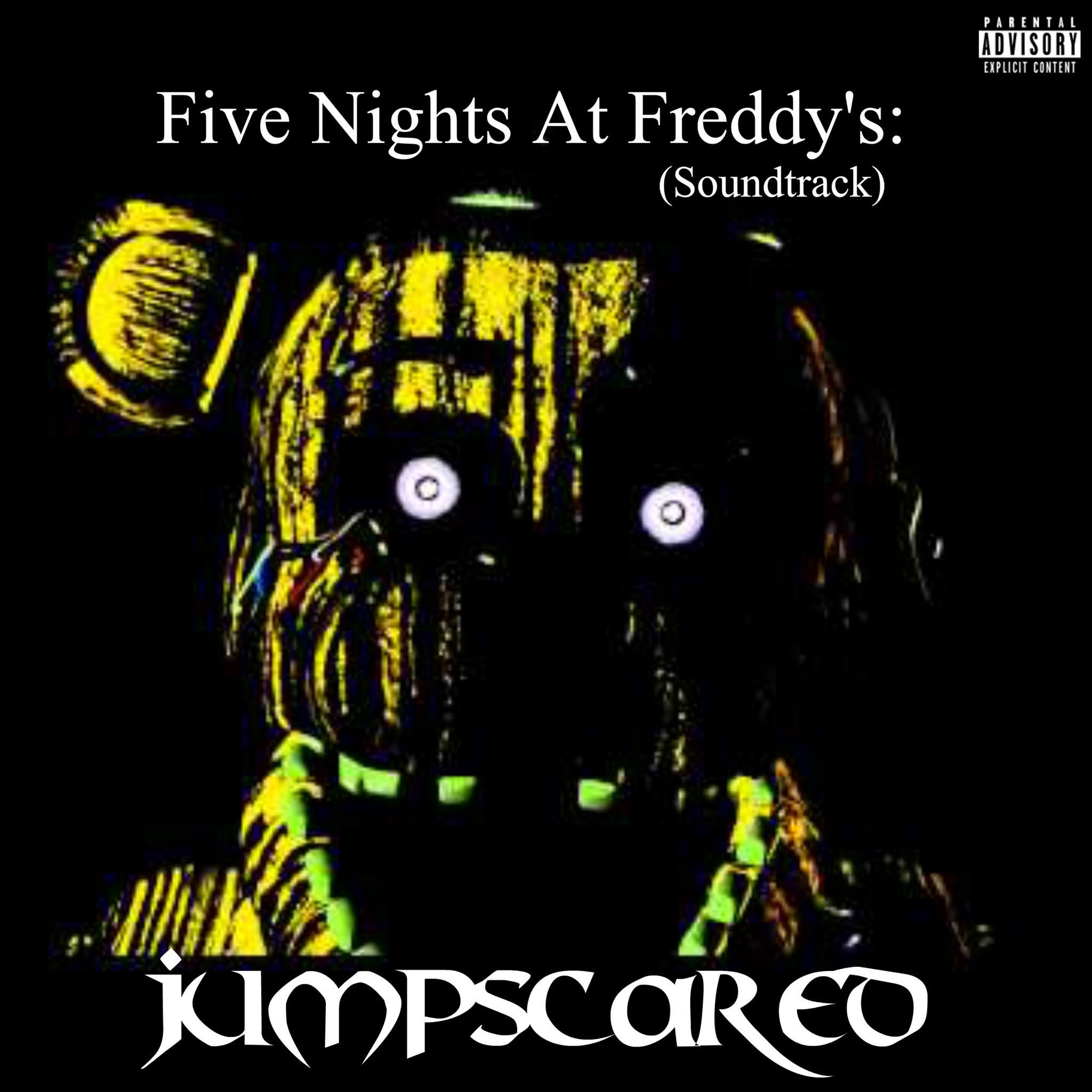 2048 Fnaf 8tracks Radio Fnaf Soundtrack Jumpscared Explicit 8 Songs