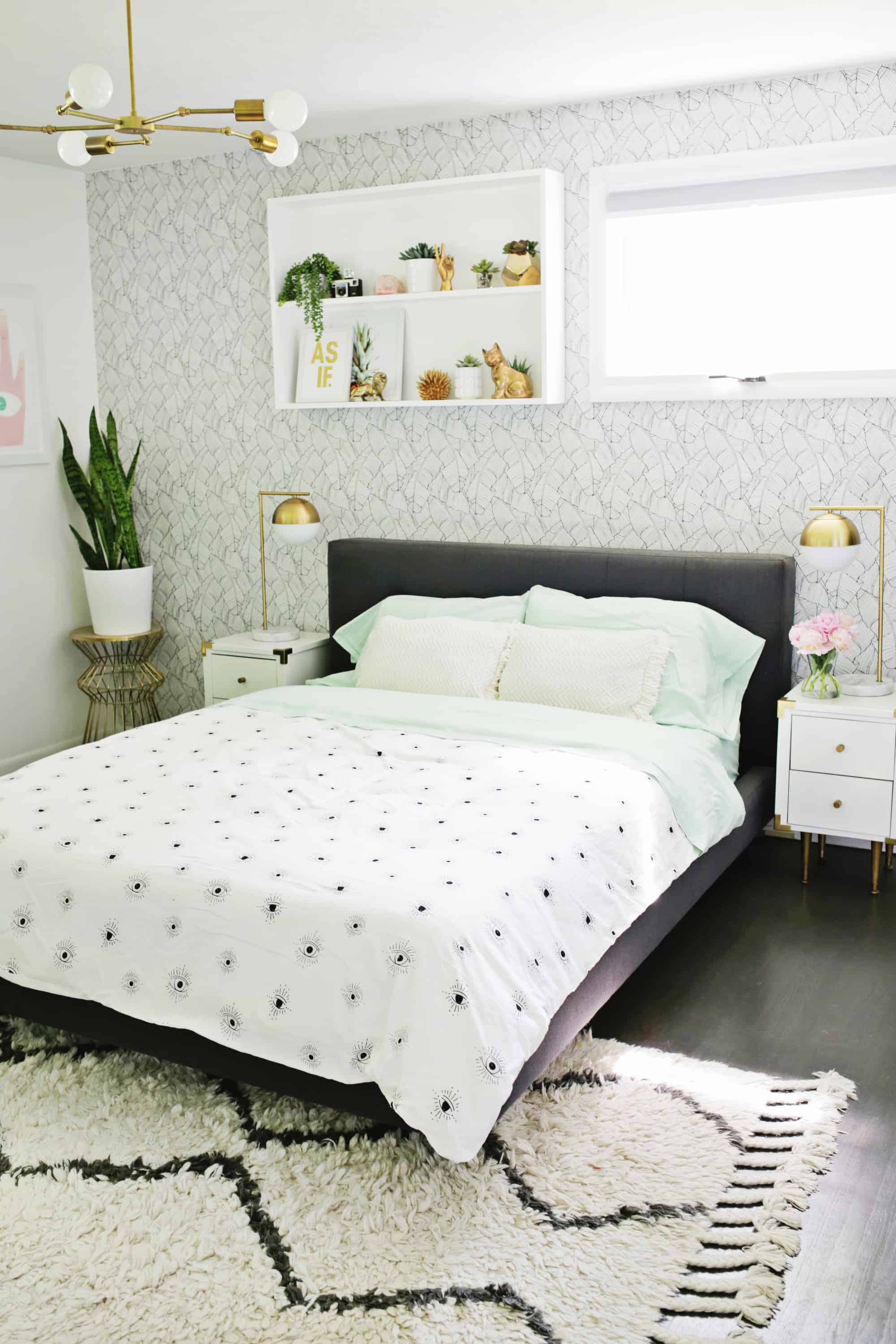 Duvet And Cover Make An Easy Duvet Cover With Any Flat Sheet A Beautiful Mess