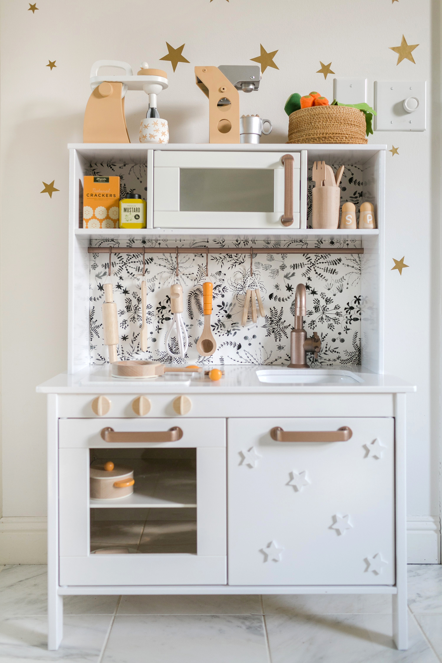 Ikea Hacks Nova S Play Kitchen Ikea Hack A Beautiful Mess