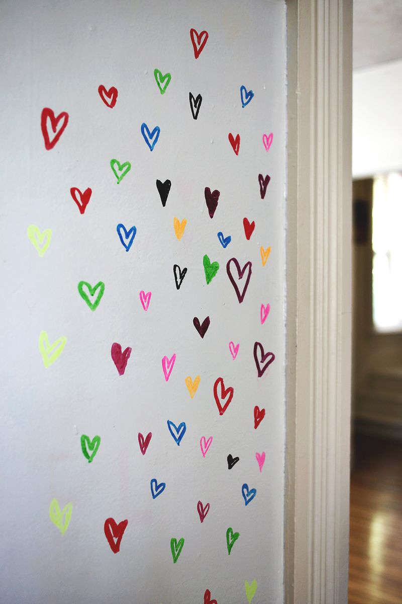 Turn A Wall Into A Whiteboard Try This Paint A Wall With Dry Erase Paint A Beautiful Mess