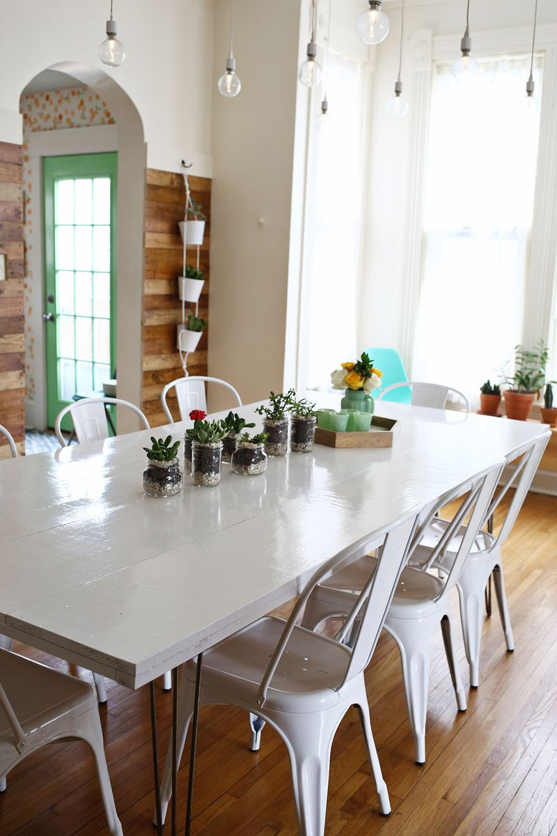 Breakfast Room Tables Tips For Painting A Dining Room Table A Beautiful Mess