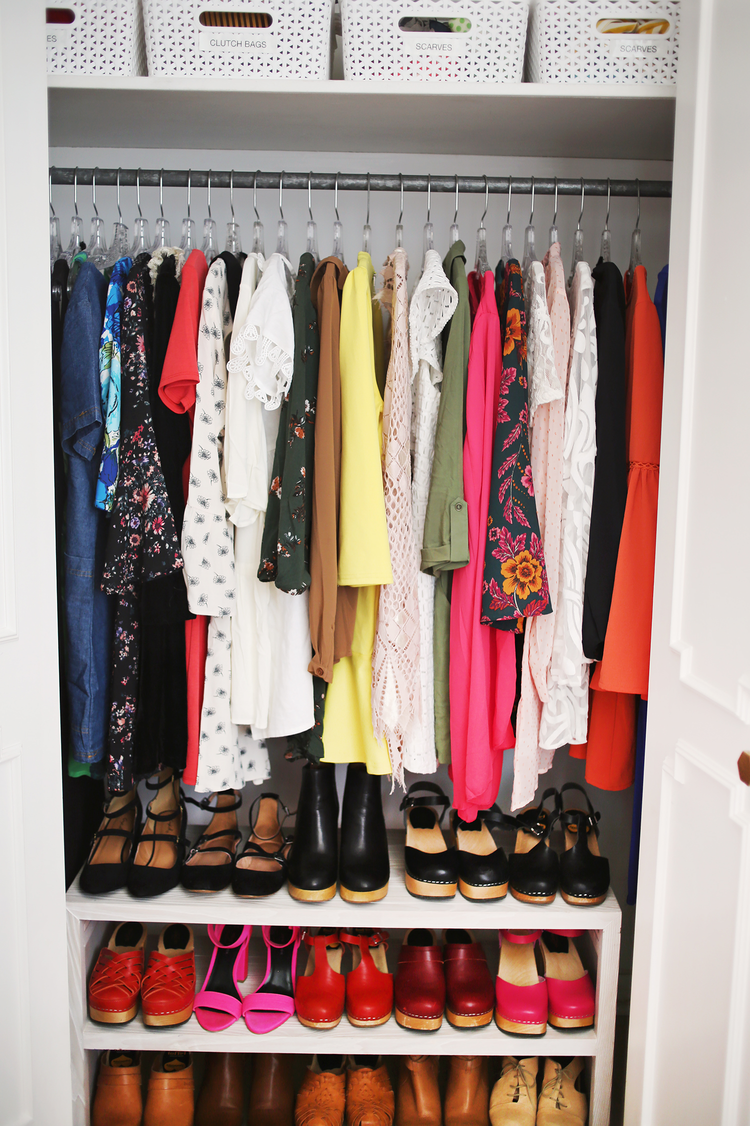Closet Organization 5 Tips For Conquering Closet Organization A Beautiful Mess