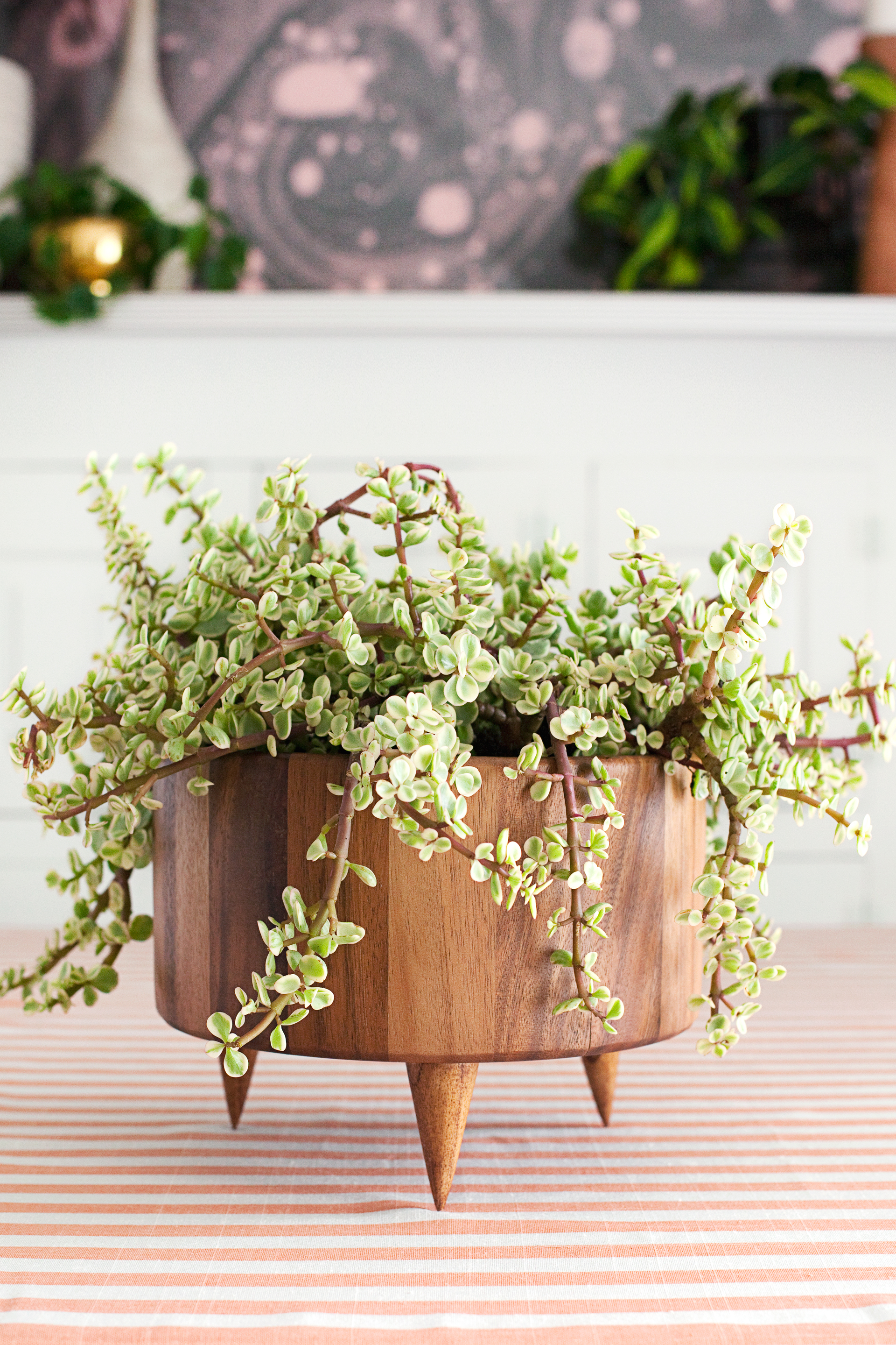 Simple Planters Diy Wooden Planter A Beautiful Mess