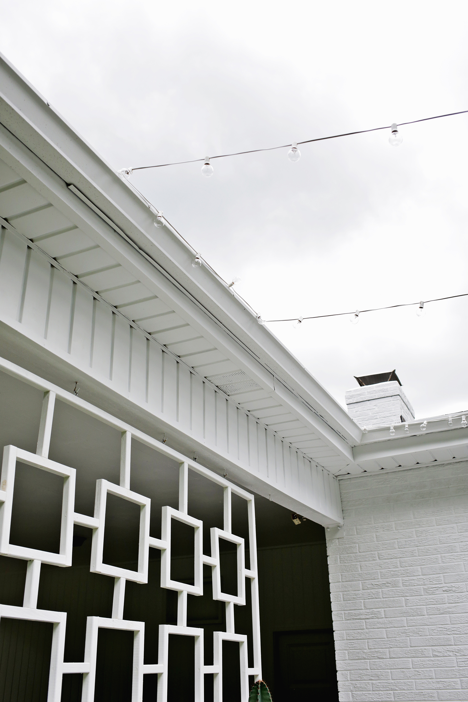 Led Verlichting Pergola Create Outdoor Patio Lighting Without A Pergola Renter Friendly