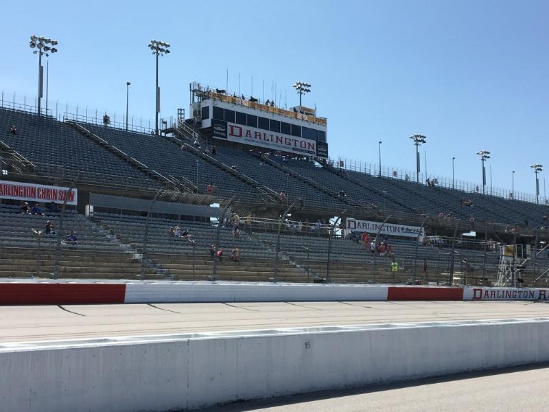 Darlington Raceway spending nearly $7 million on grands