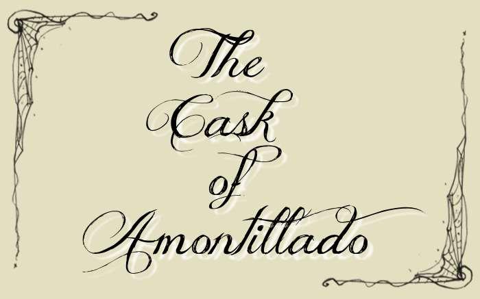 The Cask of Amontillado Tea