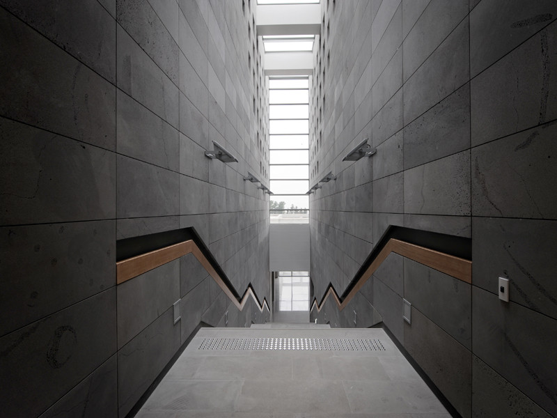 Modern Villa Gallery Of Jeju Provincial Art Museum / Gansam Architects