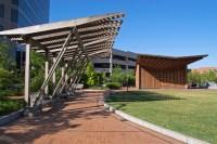 Gallery of Center City Park Pergolas & Pavilion ...