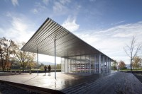 Hudson River Education Center And Pavilion / Architecture ...