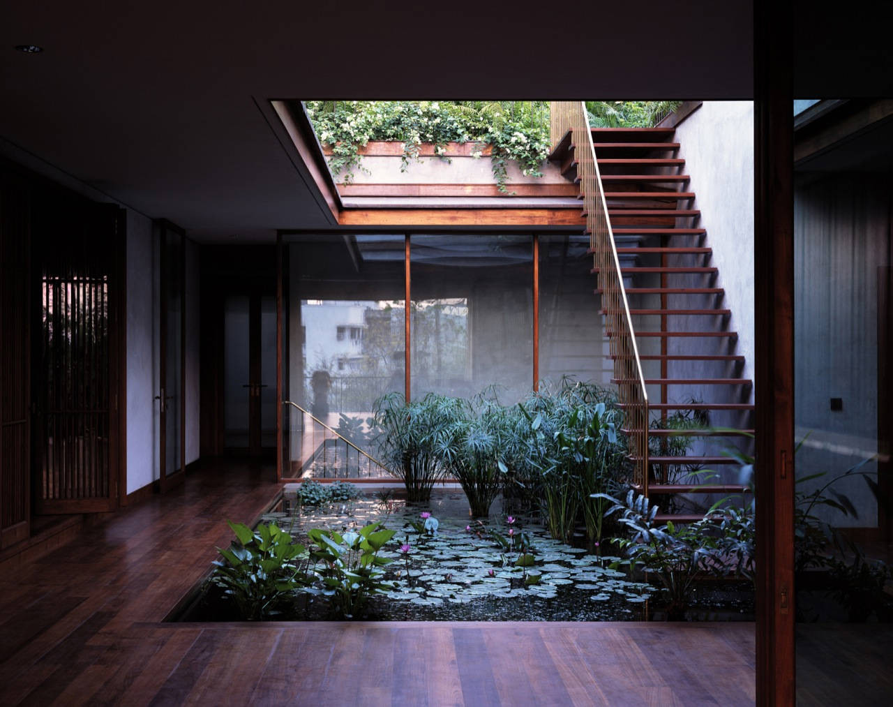House On Pali Hill Studio Mumbai Archdaily