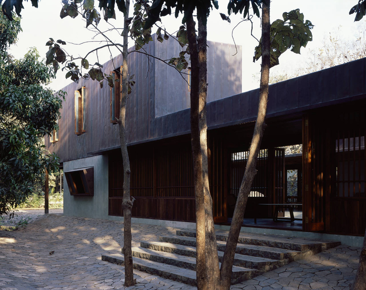 Copper House Gallery Of Copper House Ii Studio Mumbai 15