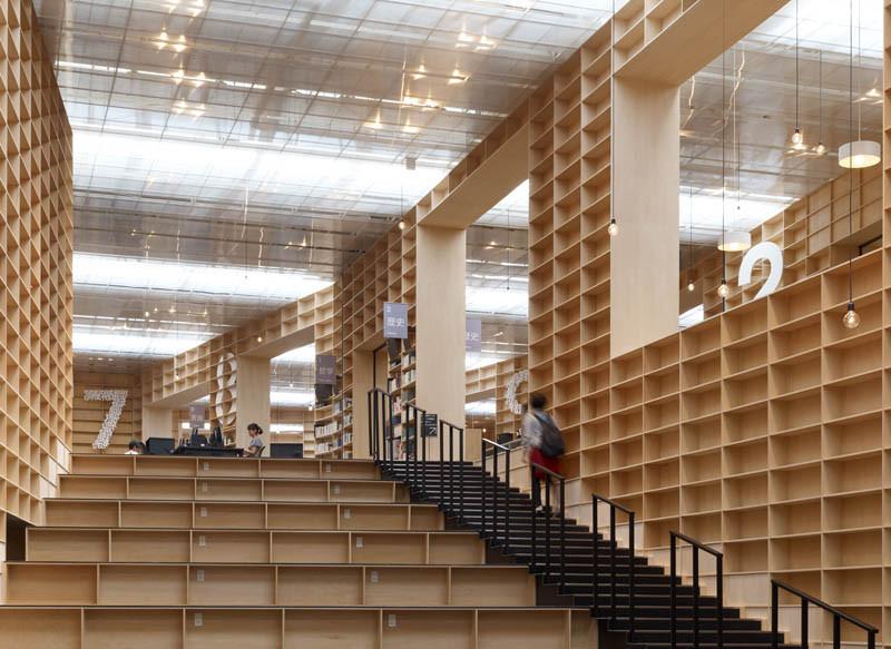 Musashino Art University Museum & Library / Sou Fujimoto | ArchDaily