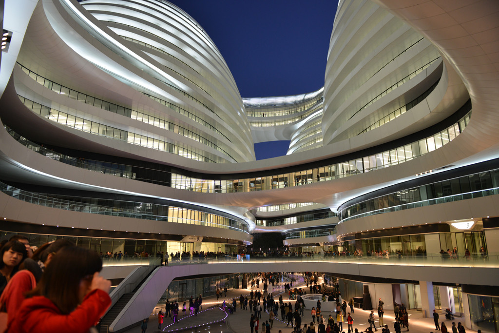 Courtesy of Zaha Hadid Architects