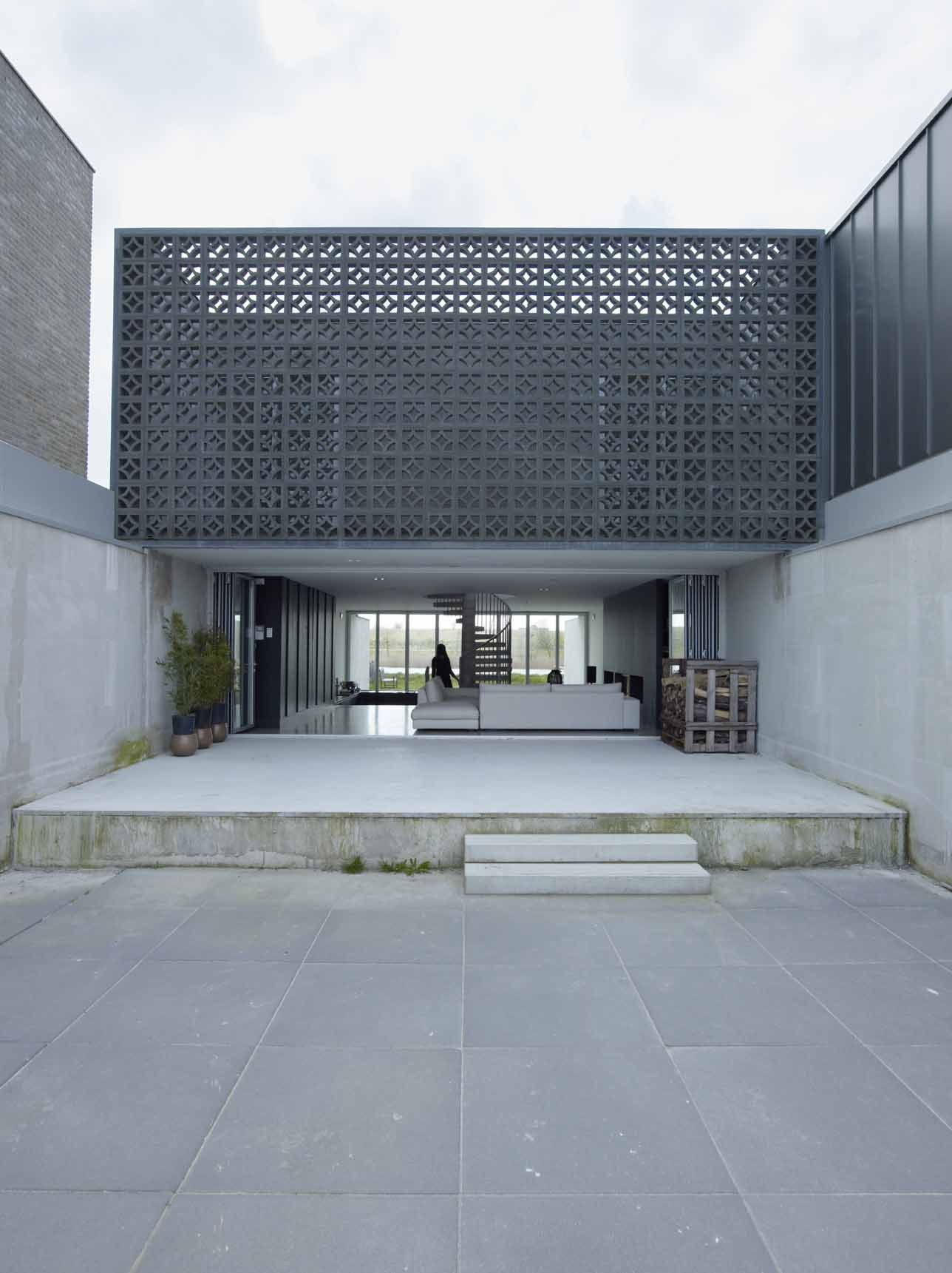 Vmx Architects W House Vmx Architects Archdaily