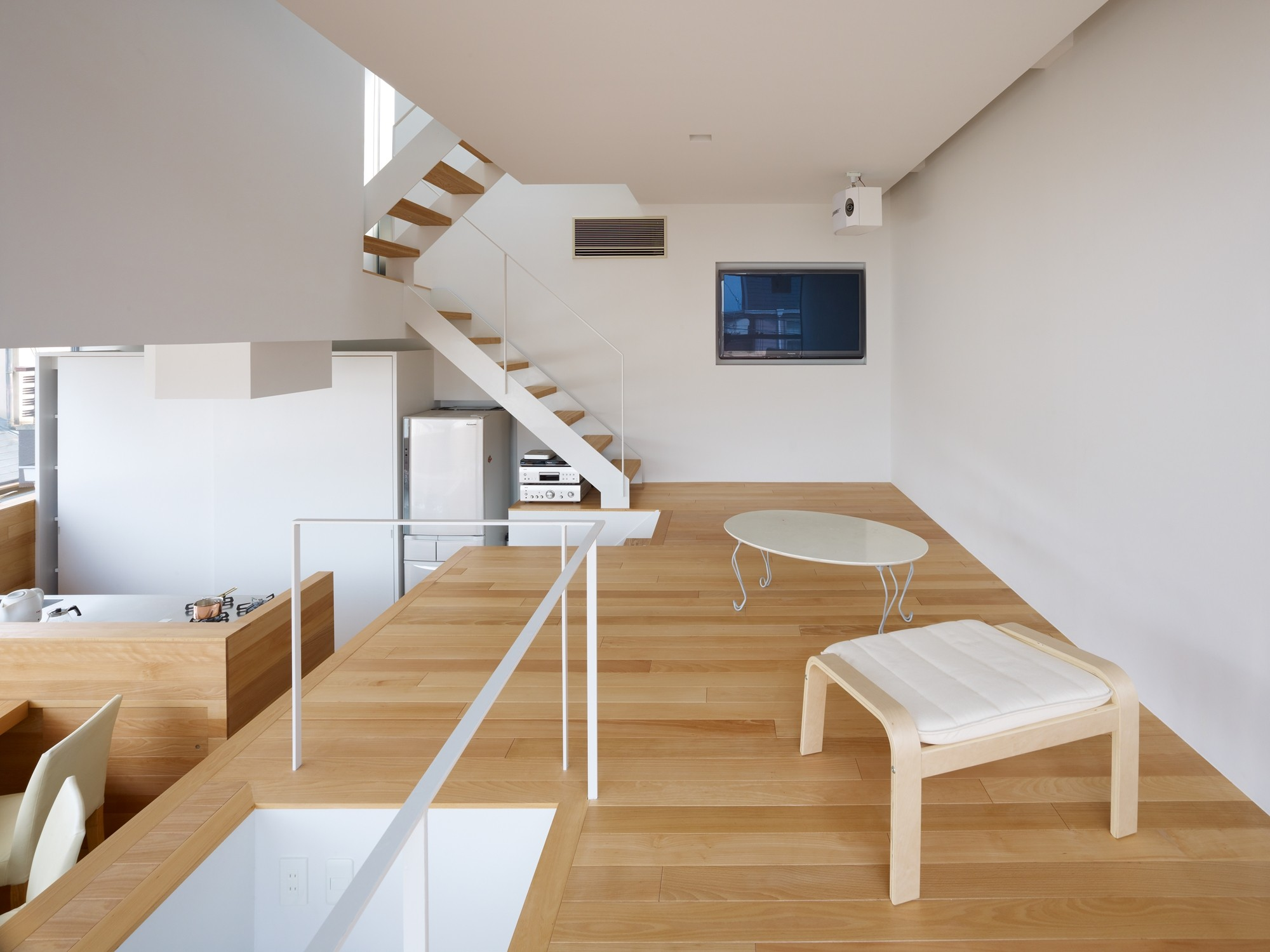 Meuble Coppin Gallery Of House In Matubara Fujiwaramuro Architects 5