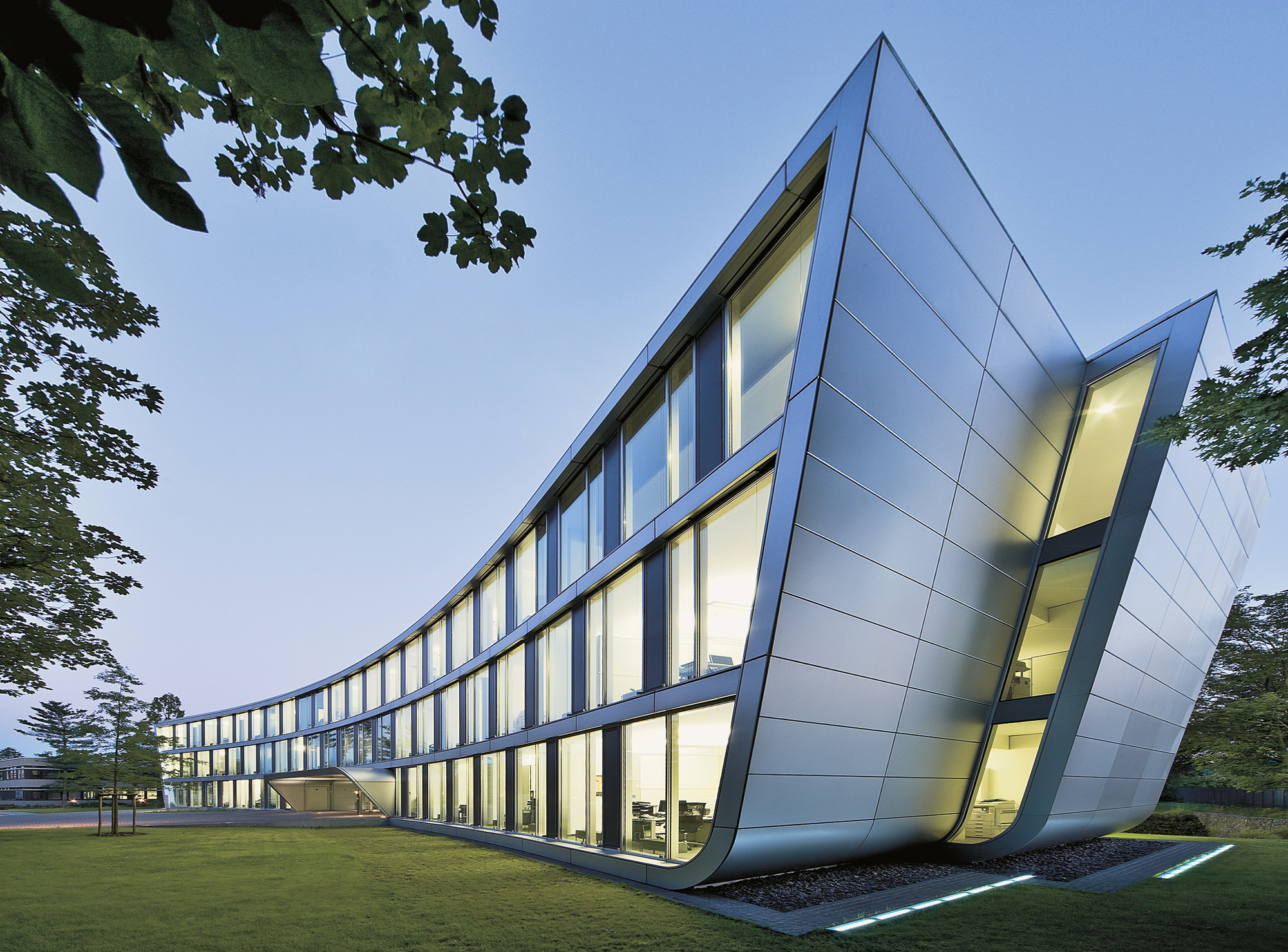 Architekt Neuss Wye Eike Becker Architekten Archdaily