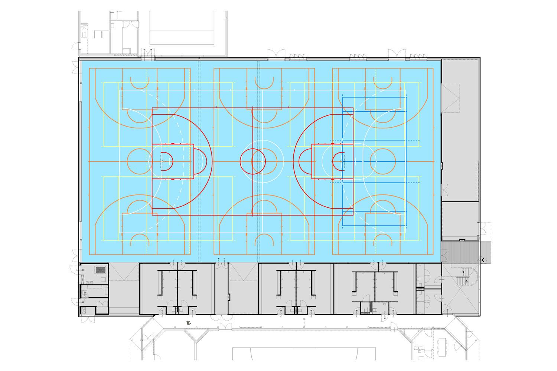 Gallery Of Sports Hall Slangen Koenis Architects 11