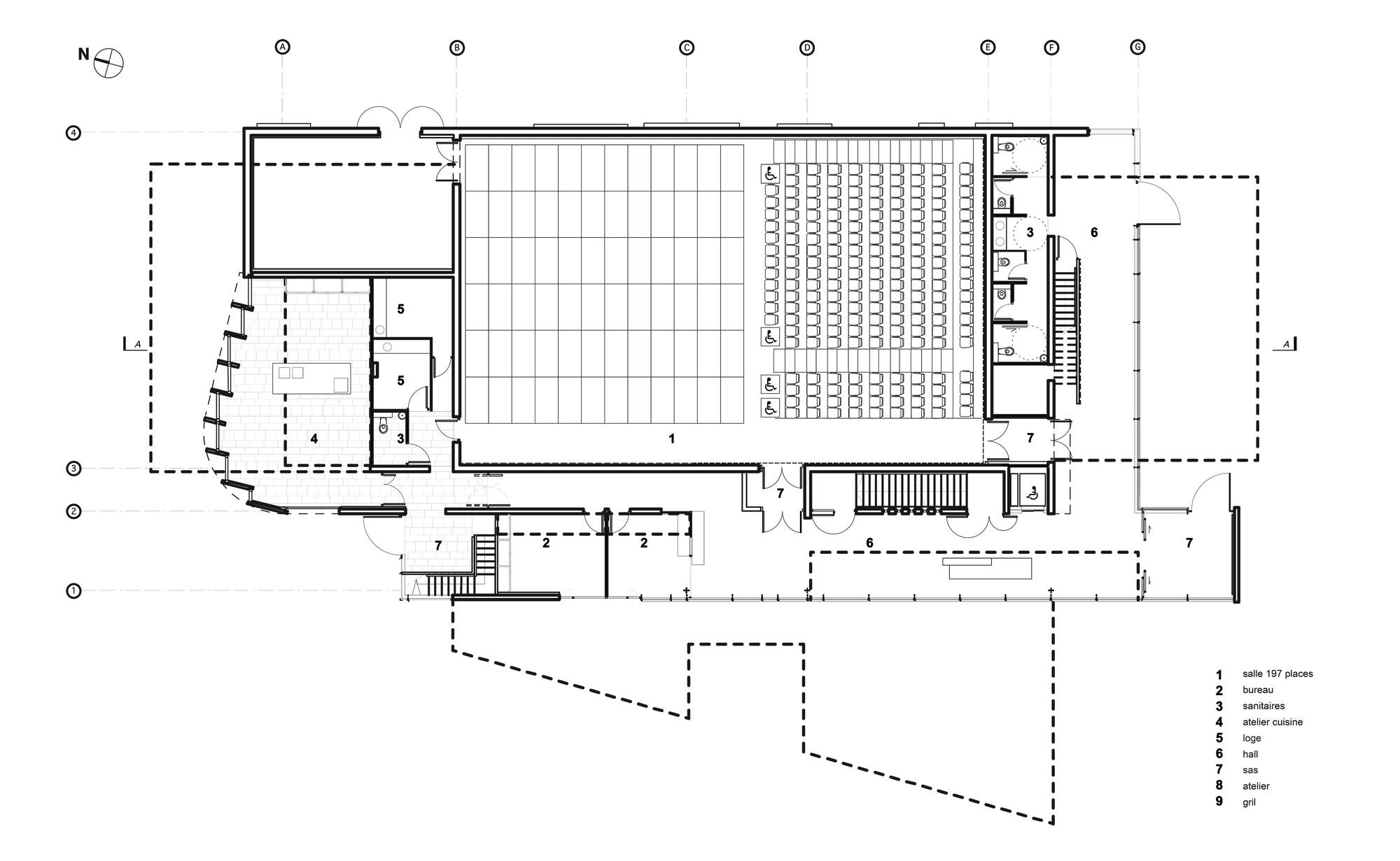 Galeria De Centro Cultural Sedan Richard Schoeller
