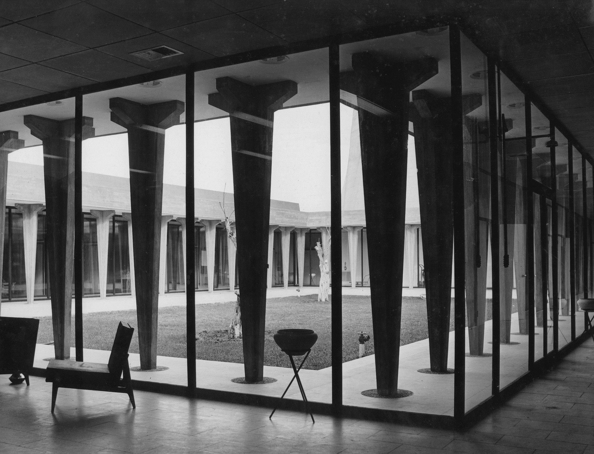 Att Architekten Gallery Of Ad Classics Soreq Nuclear Research Center