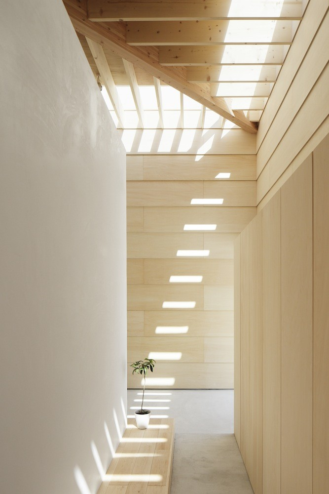 Gallery Of Light Walls House / Ma-Style Architects - 1