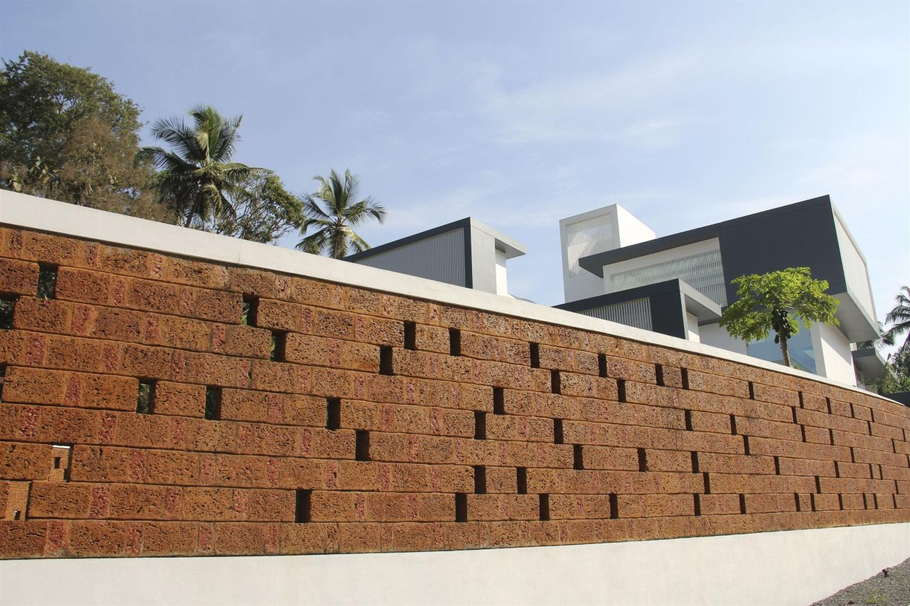 Emejing Compound Designs For Home In India Gallery Trends Ideas