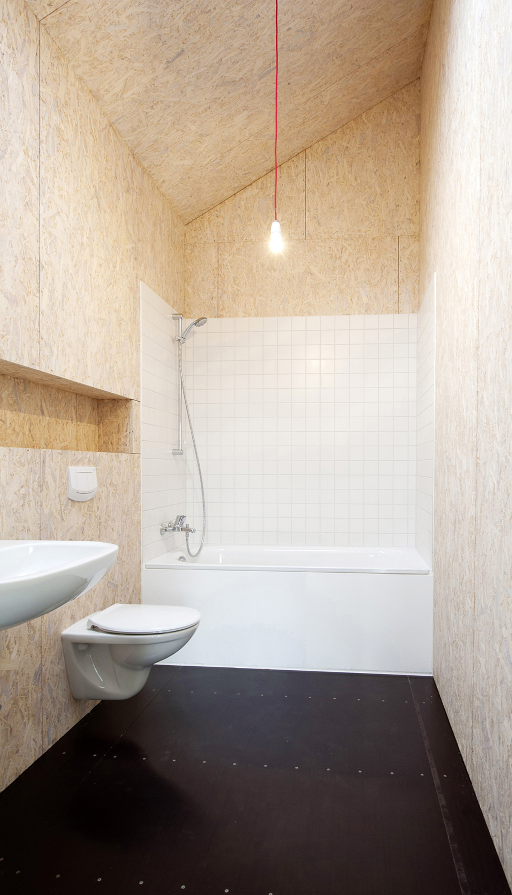 Multiplex Badezimmer Gallery Of House Unimog Fabian Evers Architecture Wezel