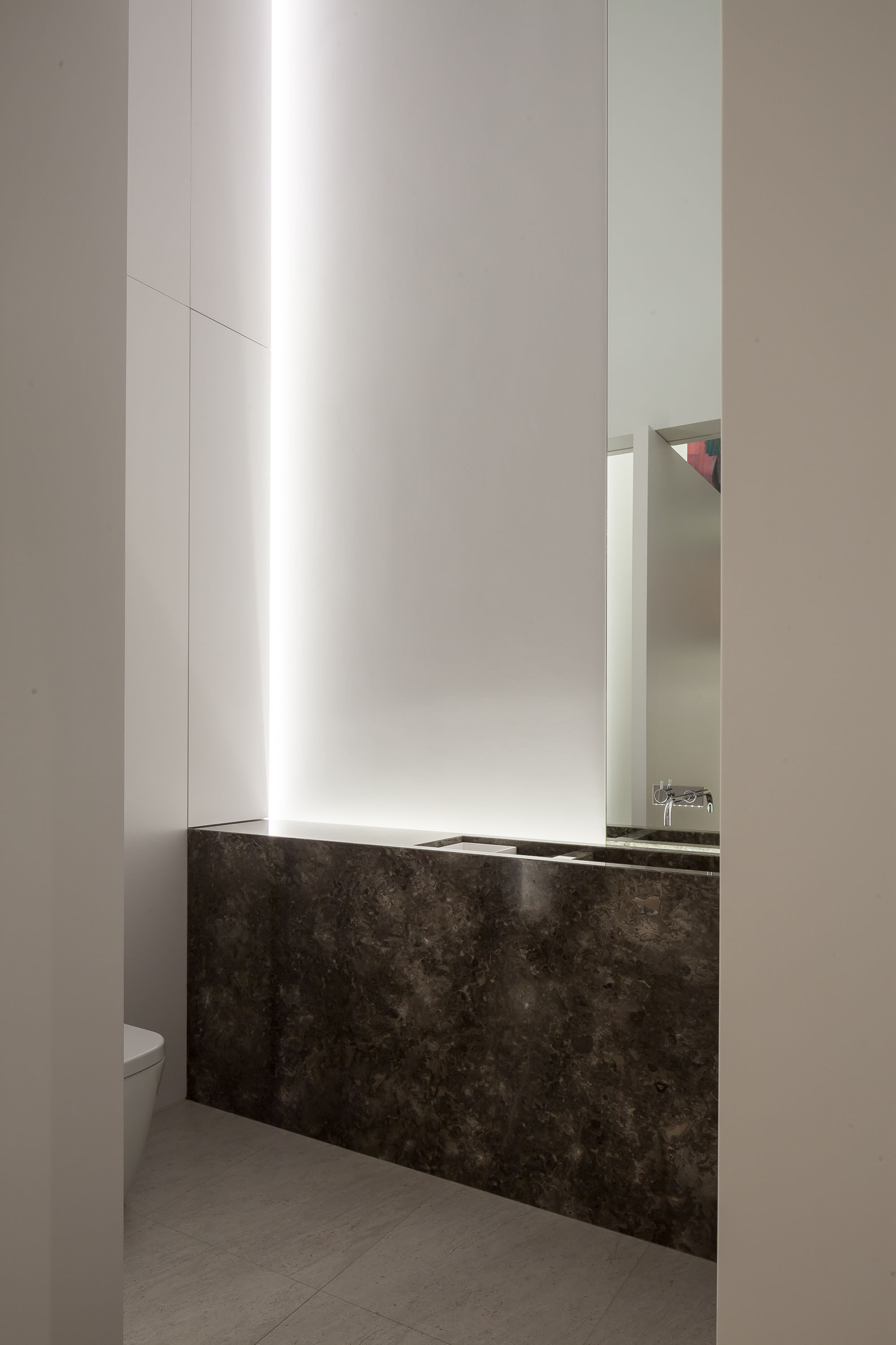 Led Verlichting Wc Galería De Residencia Dm Cubyc Architects Bvba 16