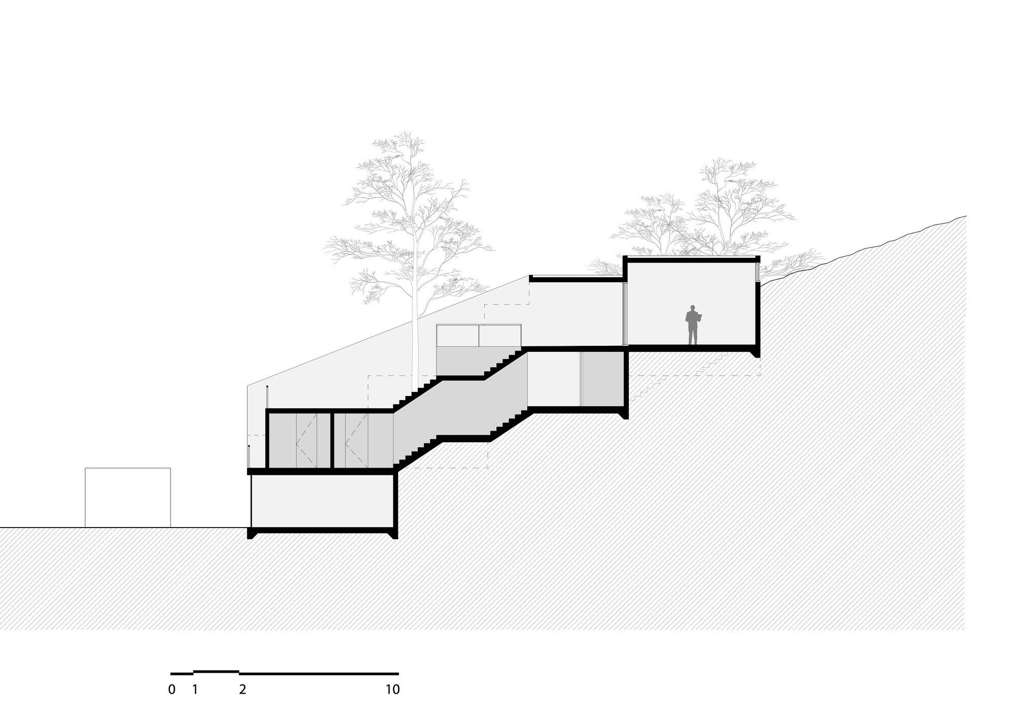 House Of Stairs House Of Stairs Dellekamp Arquitectos Archdaily