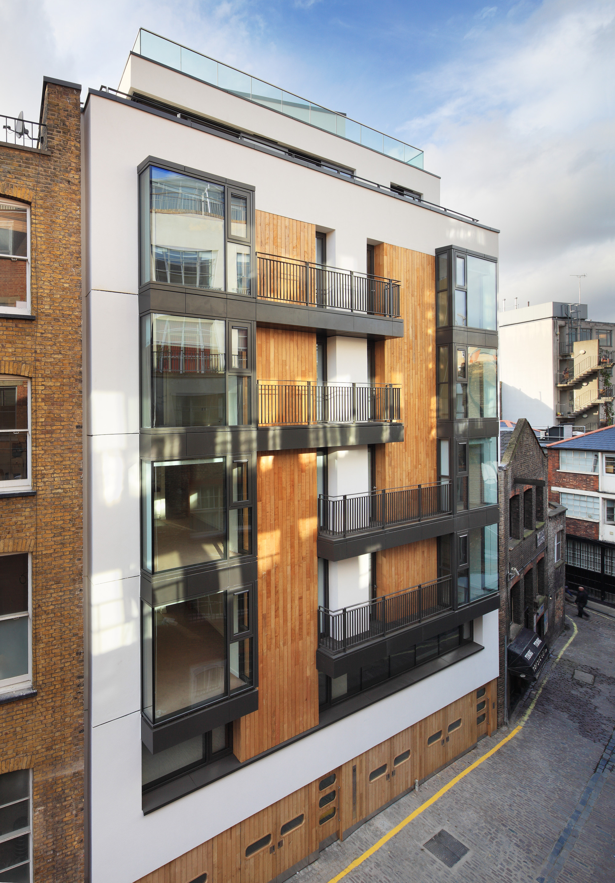 Reconversion Architecte Gallery Of West End Offices Reconversion To Apartments Emrys