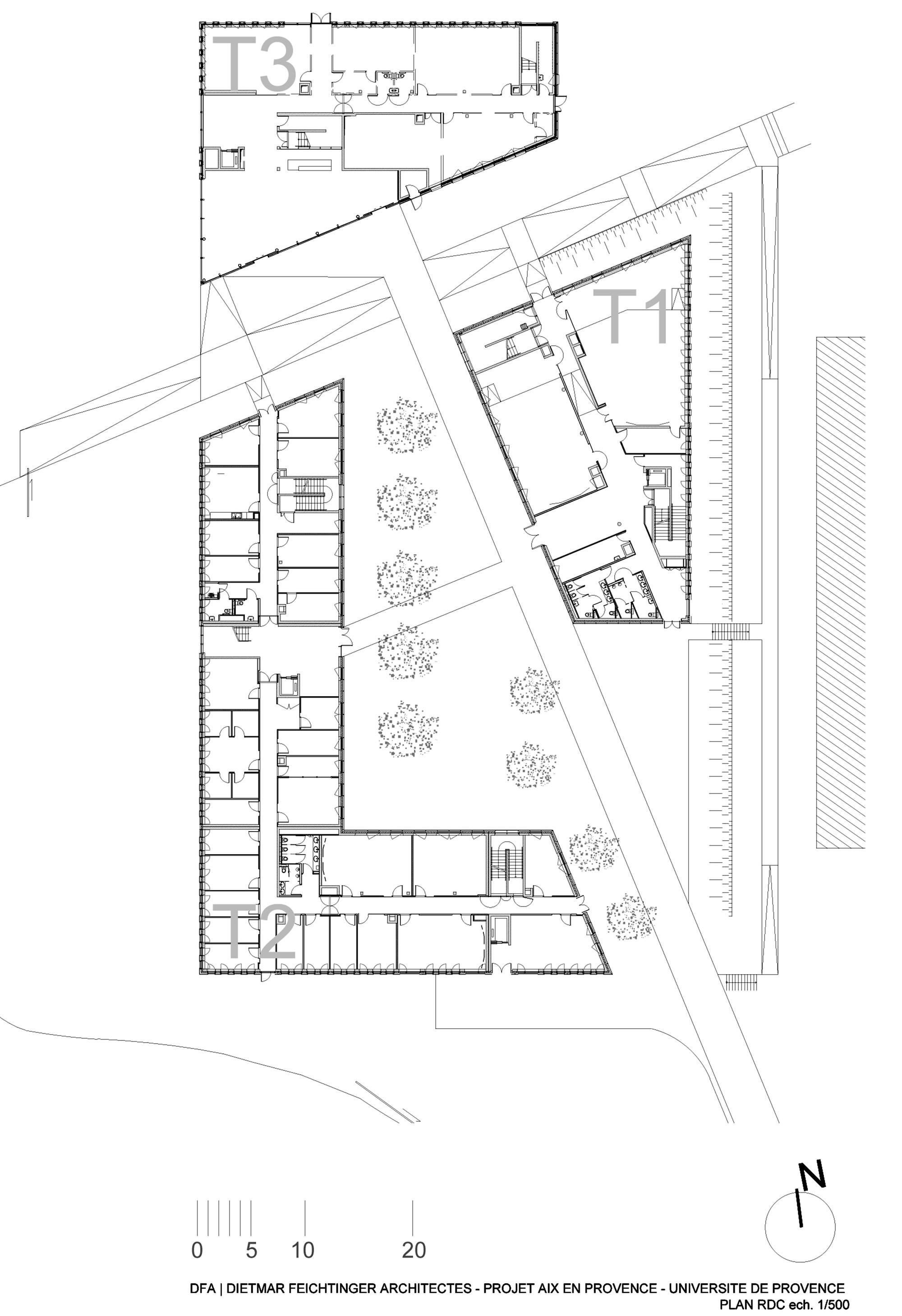 diagram for building