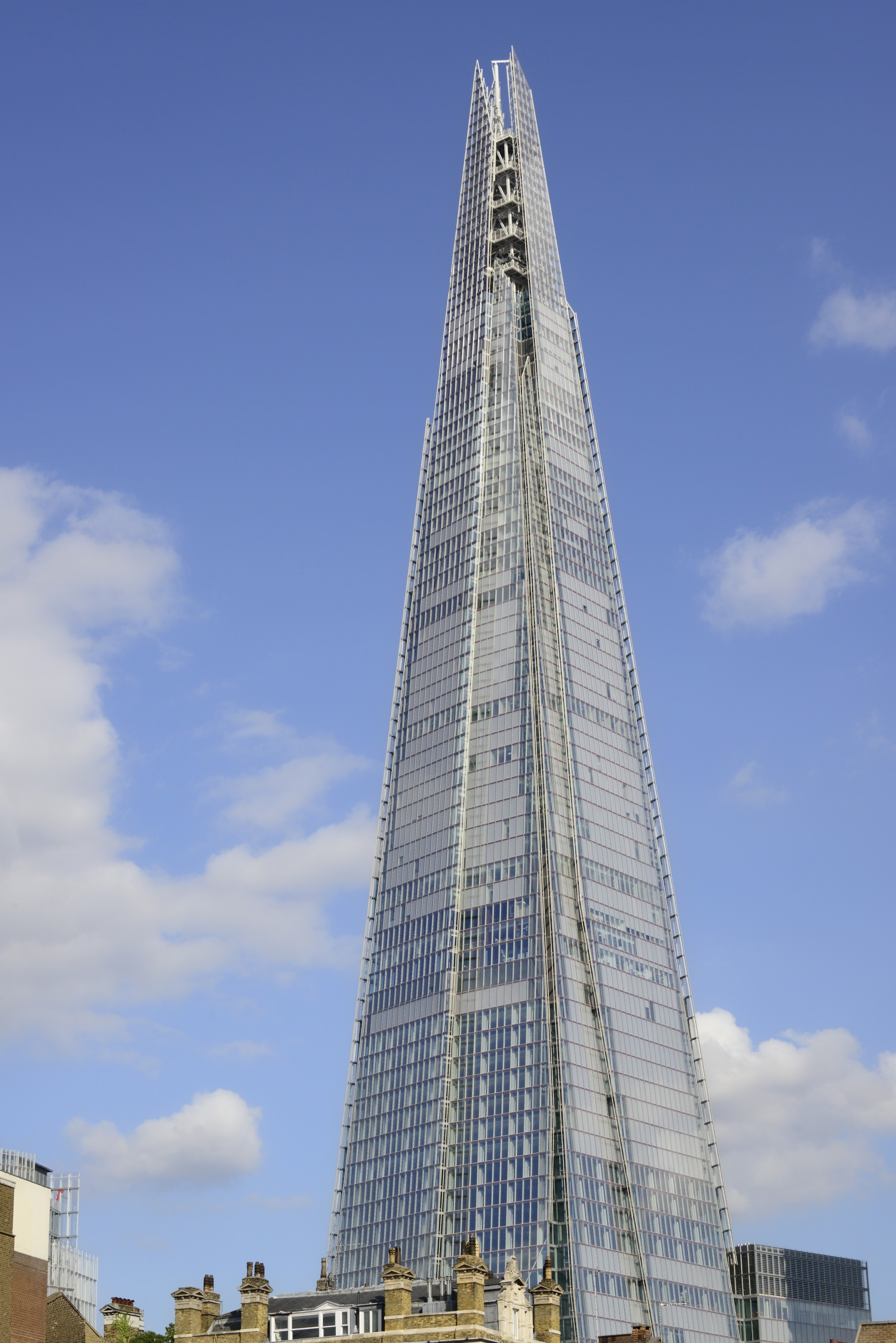 3d Wallpaper In Qatar Do New Buildings In London Have Shard Envy Archdaily