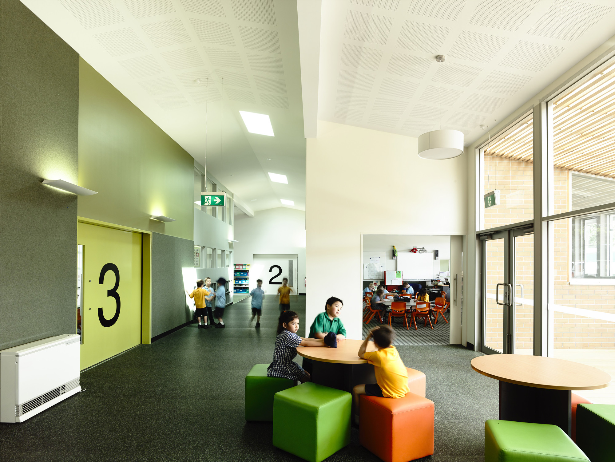 Sitzbank Kinder Garten Gallery Of Birralee Primary School / Kerstin Thompson