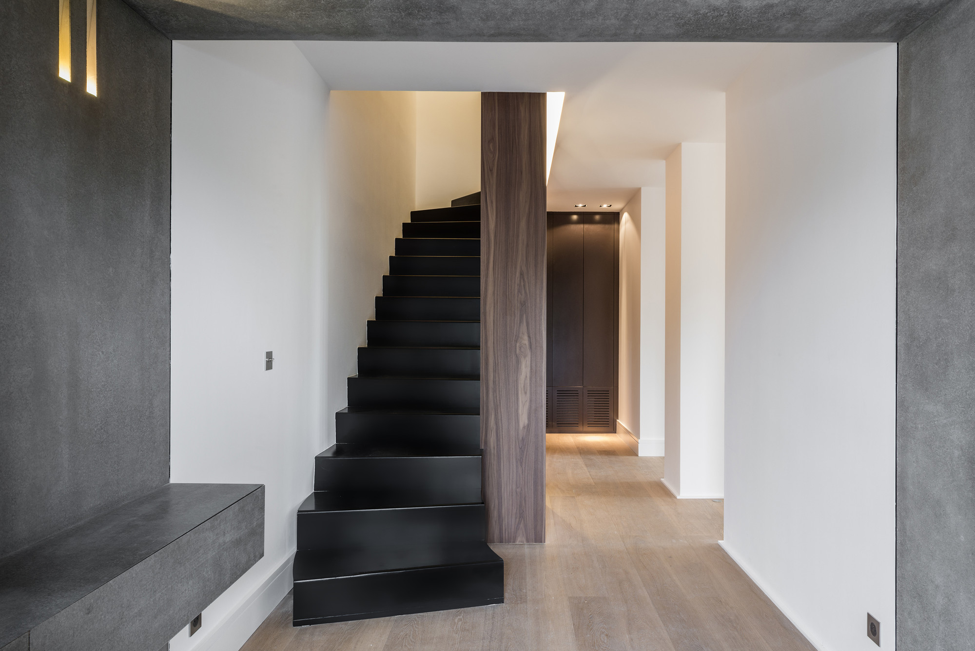 Farbauswahl Wandfarbe Villa B / Atelier Delphine Carrère | Archdaily