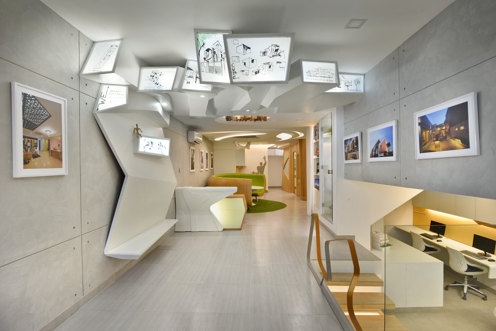 Architects Office Spaces Architectska Archdaily