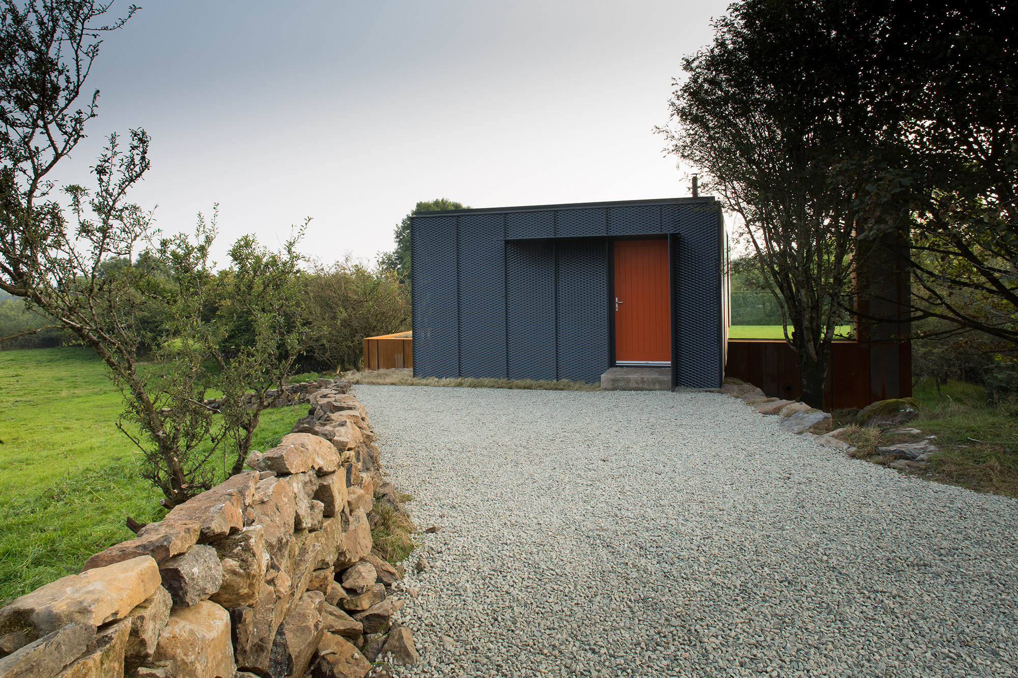 Container Haus Irland Grillagh Water House Patrick Bradley Architects Archdaily