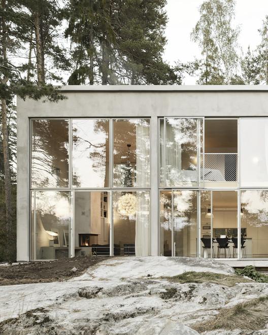 Six Walls House / Arrhov Frick Arkitektkontor | Archdaily