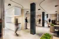 (un)curtain office / dekleva gregoric architects | ArchDaily
