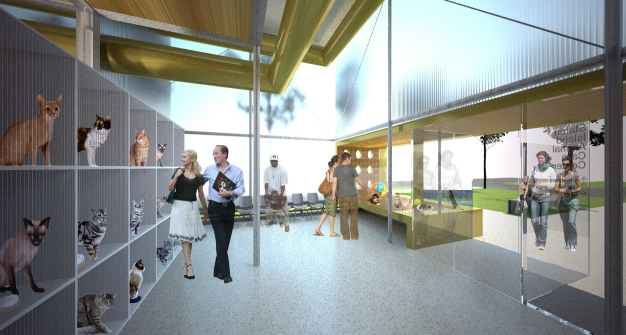 Gallery of In Progress: Staten Island Animal Care Center