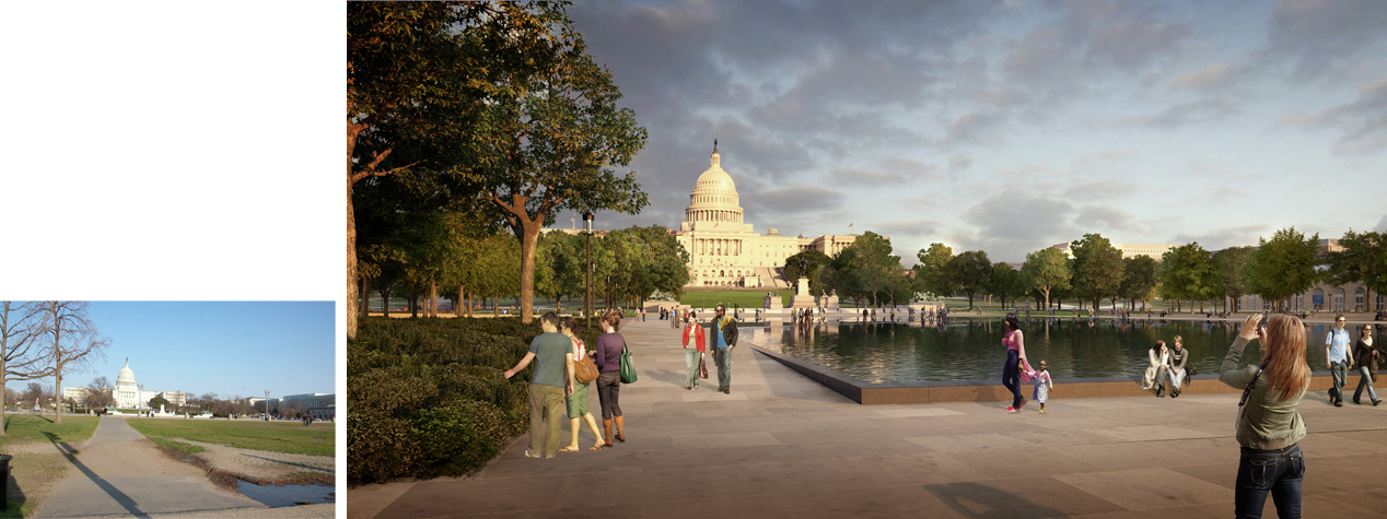 Entry2 Gallery Of National Mall Design Winning Proposal