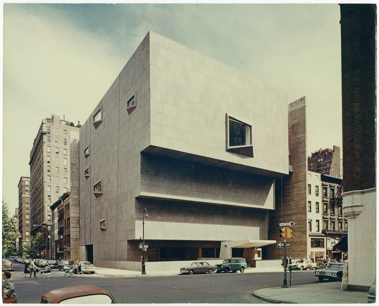 Marcel Breuer Syracuse University Unveils First Phase Of Marcel Breuer Digital Archive | Archdaily