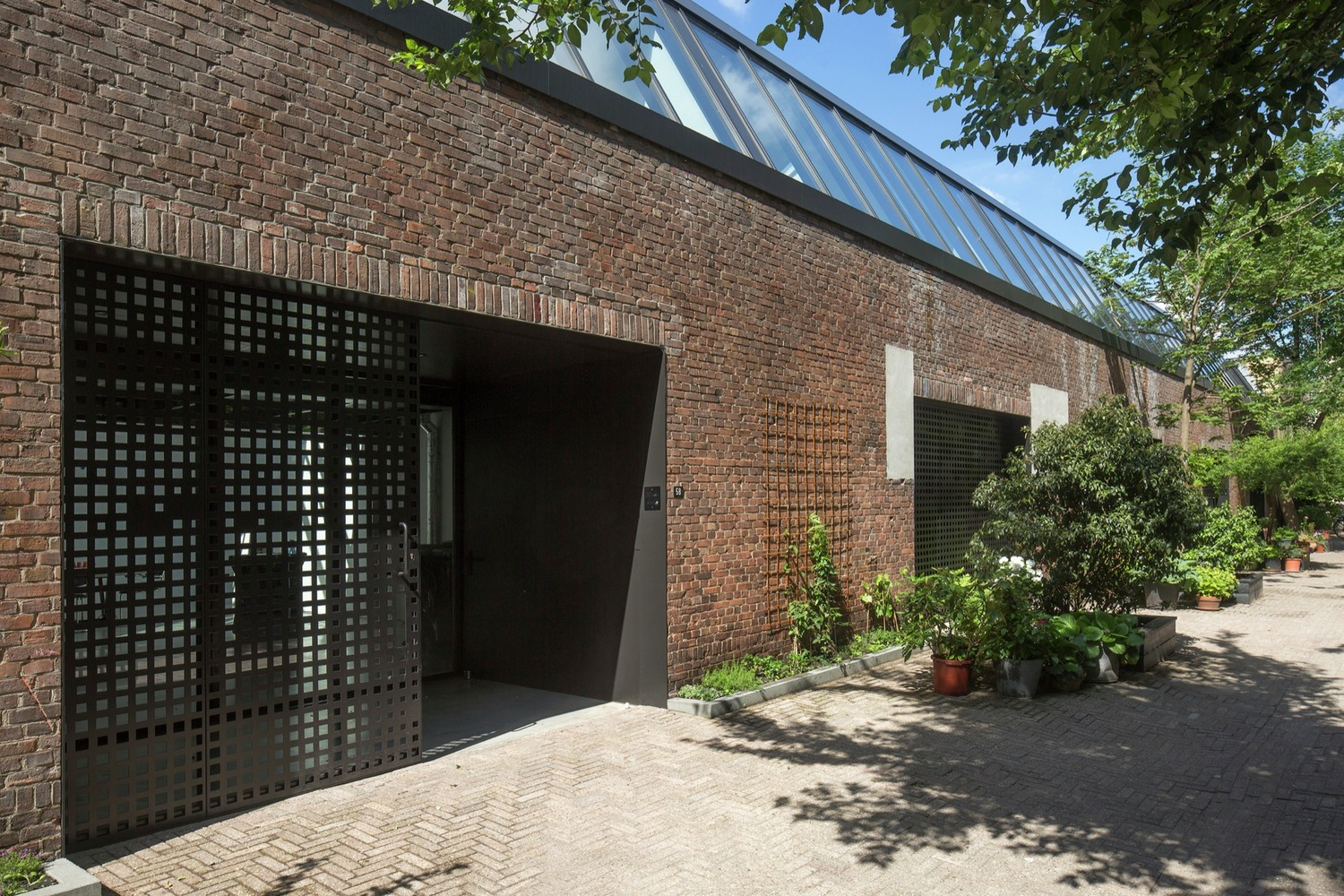 Reconversion Architecte Gallery Of Gearwheel Factory Reconversion Ronald Janssen