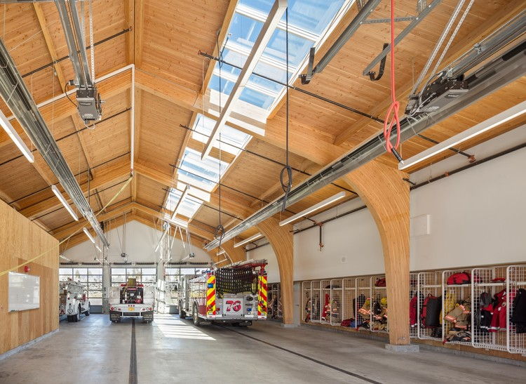 Fire Station 76 Hennebery Eddy Architects Archdaily