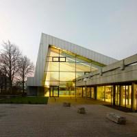 Sports Centre in Leonberg / 4a Architekten | ArchDaily