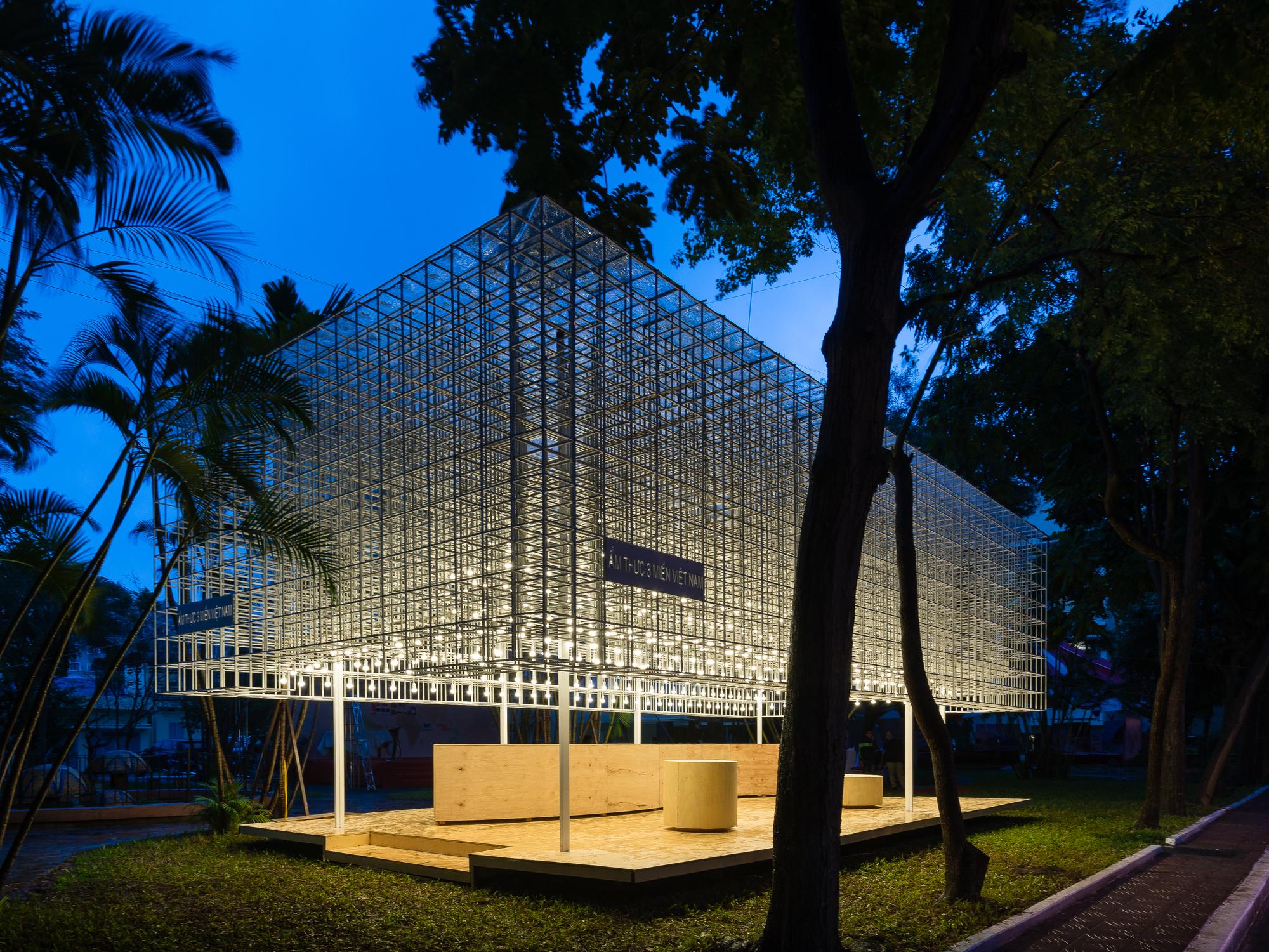 Gallery of Vietnamese Food Pavilion / MIA Design Studio - 6