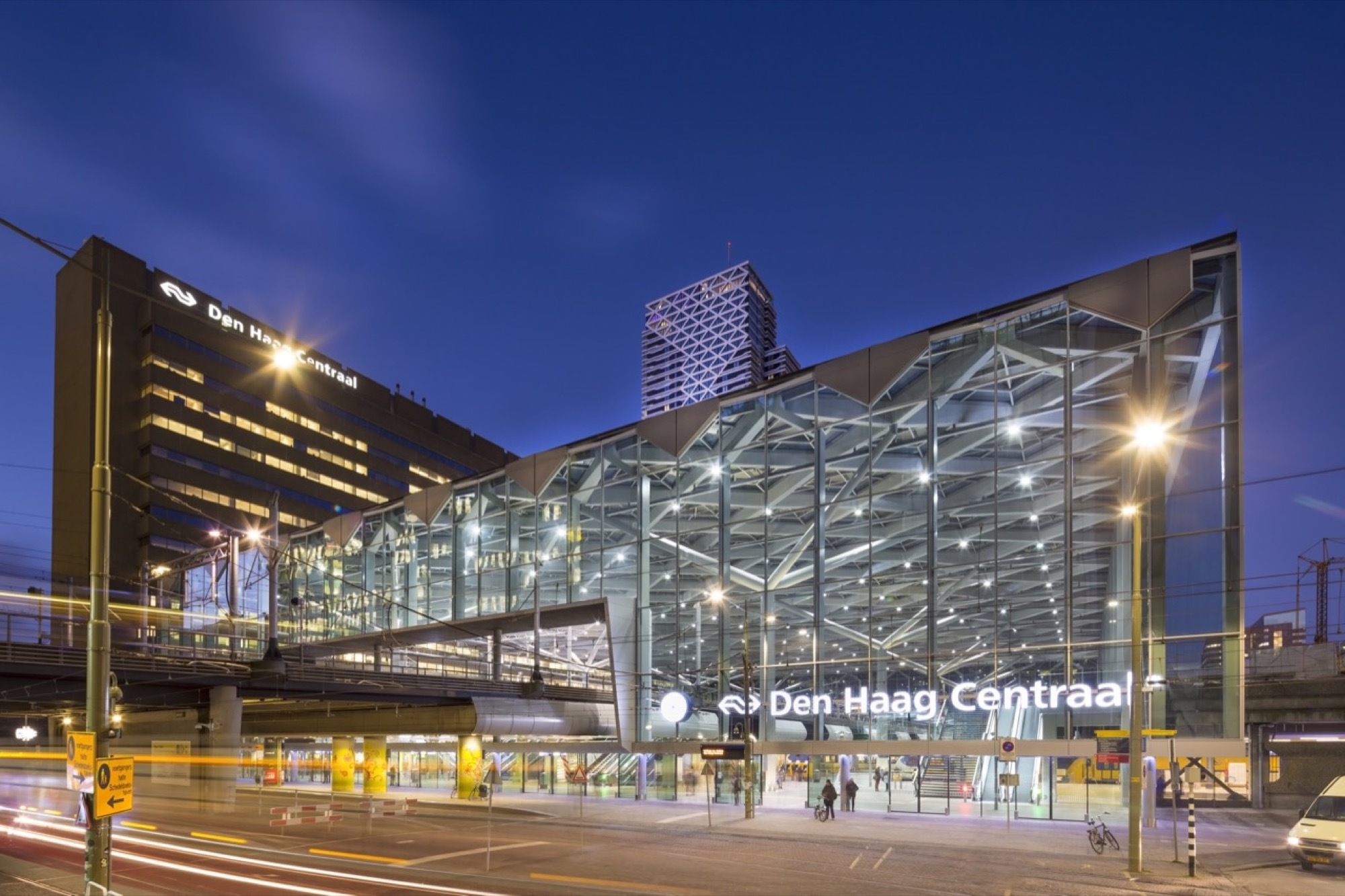 Architect Den Haag Gallery Of The Hague Central Station Benthem Crouwel